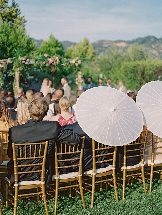 romantic blush and gold wedding | Kate Anfinson Photography | Glamour & Grace