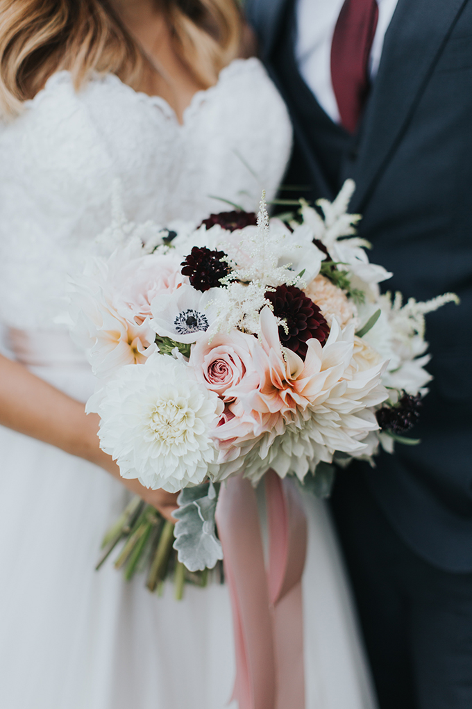 romantic golf course wedding | Andrea Zajonc Photography | Glamour & Grace-21