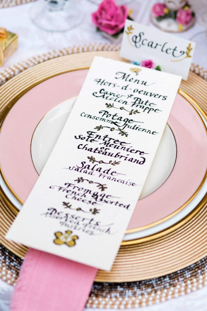 vintage springtime wedding inspiration | Todd Collins Photography | Glamour & Grace-10