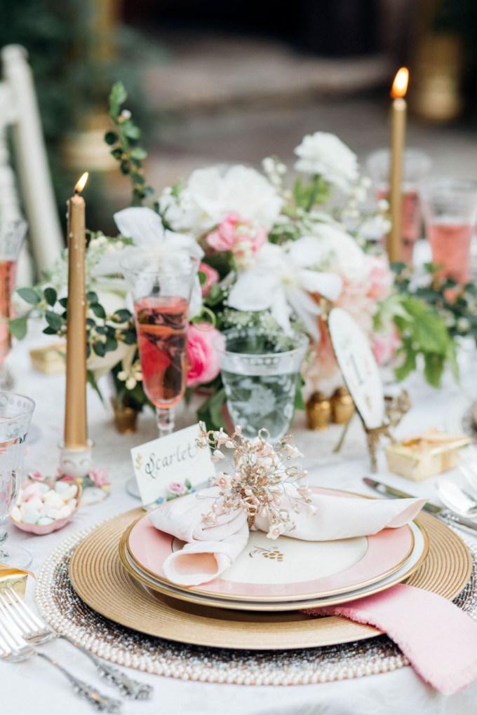 vintage springtime wedding inspiration | Todd Collins Photography | Glamour & Grace-11