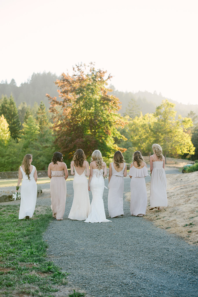 romantic Napa Valley estate wedding | Jordan Weiland Photography | Glamour & Grace-07