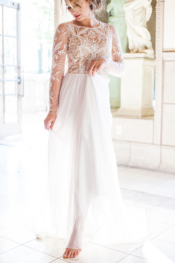 romantic garden wedding inspiration | April Maura Photography | Glamour & Grace-06