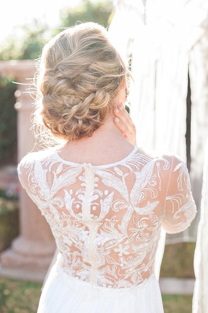 romantic garden wedding inspiration | April Maura Photography | Glamour & Grace-10