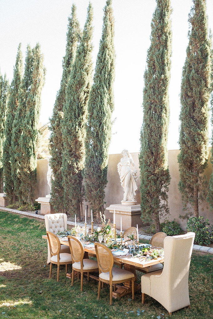 romantic garden wedding inspiration | April Maura Photography | Glamour & Grace-16