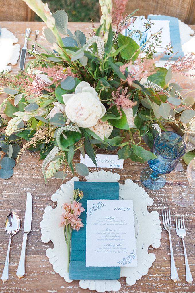 romantic garden wedding inspiration | April Maura Photography | Glamour & Grace-18
