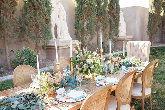 romantic garden wedding inspiration | April Maura Photography | Glamour & Grace-22