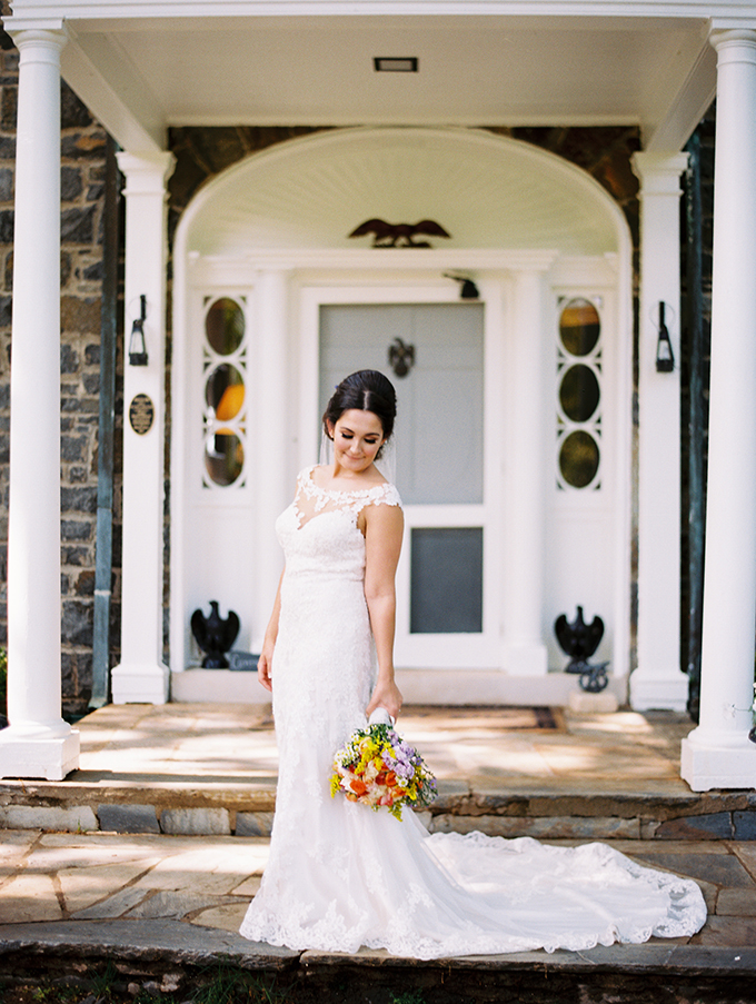 romantic summer estate wedding | Unique2Chic Photography | Glamour & Grace-09