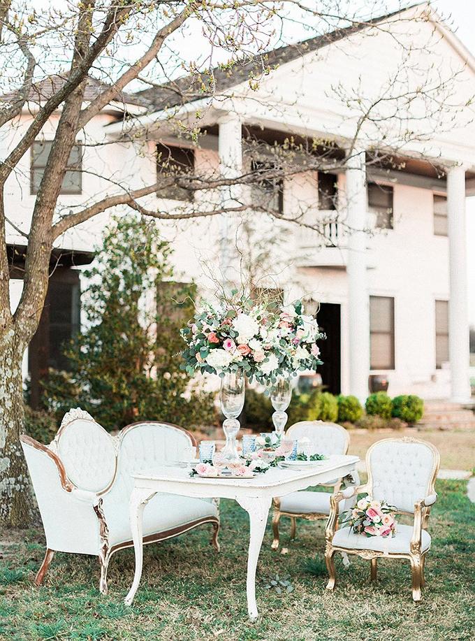elegant Southern wedding inspiration | Tammy Odell Photography | Glamour & Grace-07