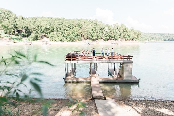 romantic lakeside wedding | Juicebeats Photography | Glamour & Grace