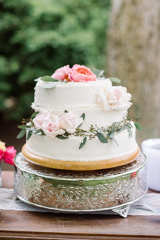 handmade preppy garden wedding | Karyn Johnson | Glamour & Grace