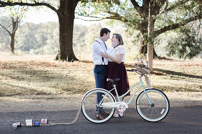 charming fall #engagement session   Abigail Volkmann   Glamour & Grace