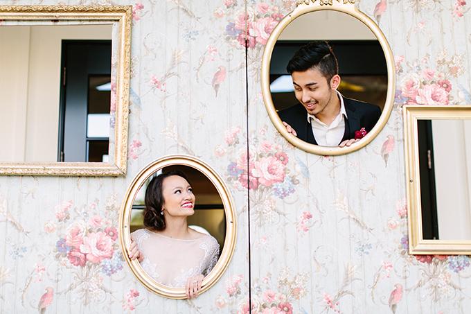 vintage jewel tone #weddinginspiration | Megan Clouse Photography | Glamour & Grace