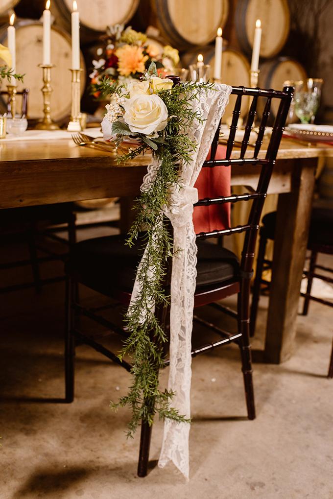 vintage vineyard #fallwedding inspiration   Khristel Studios   Glamour & Grace