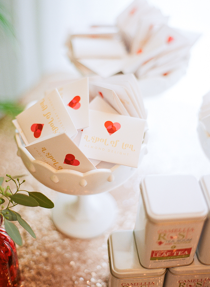 Galentine's party inspiration | The Ganeys | Glamour & Grace