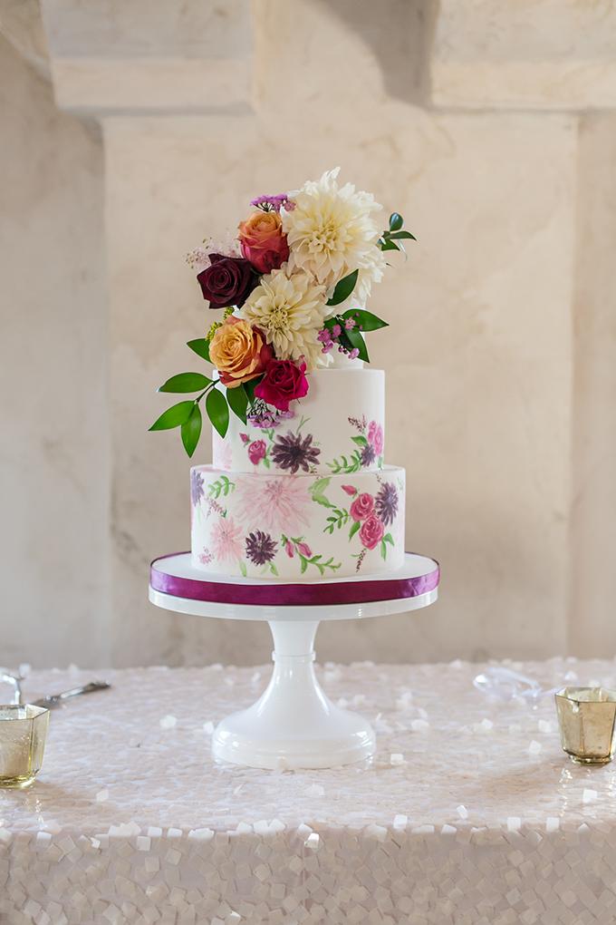 colorful villa wedding | Brio Photography | Glamour & Grace