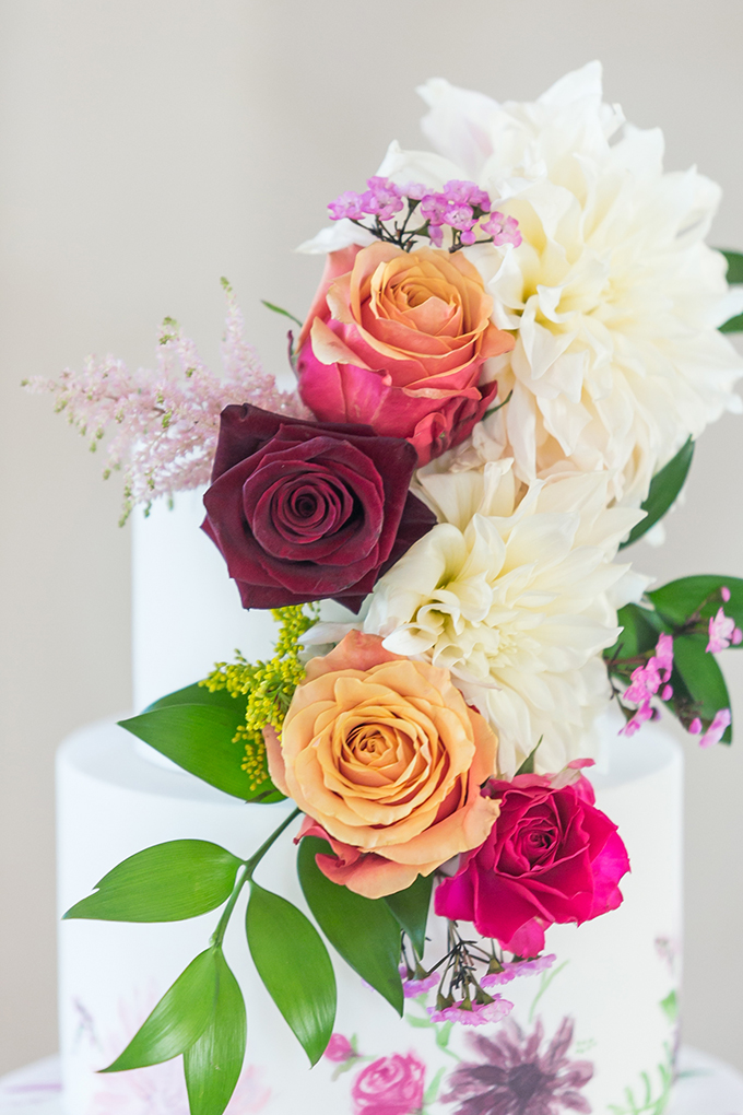 colorful villa wedding | Brio Photography | Glamour & Grace