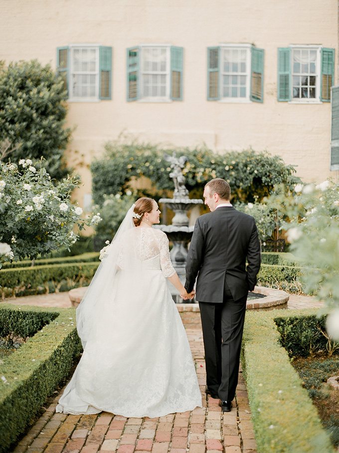 classic heirloom wedding | Arte De Vie | Glamour & Grace
