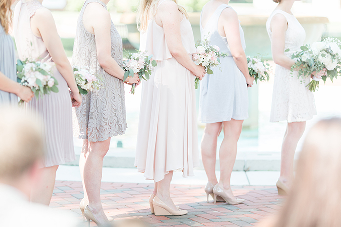 sweet and romantic Virignia wedding | Lindsay Fauver Photography | Glamour & Grace
