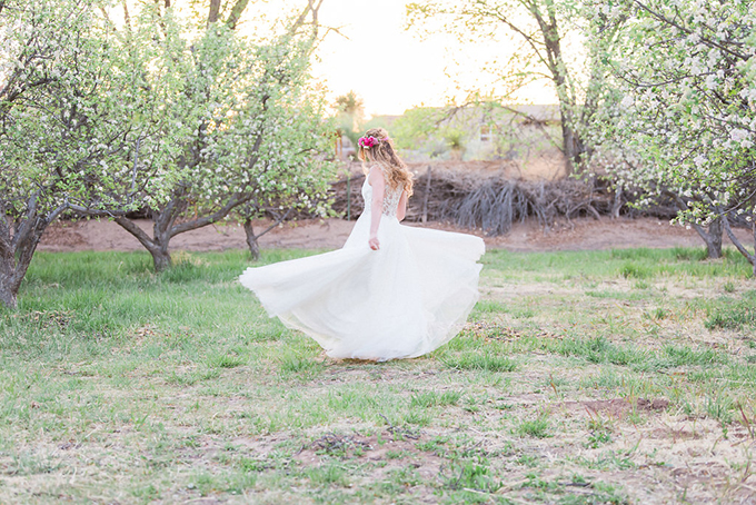apple orchard elopement | Coryn Kiefer Photography | Glamour & Grace
