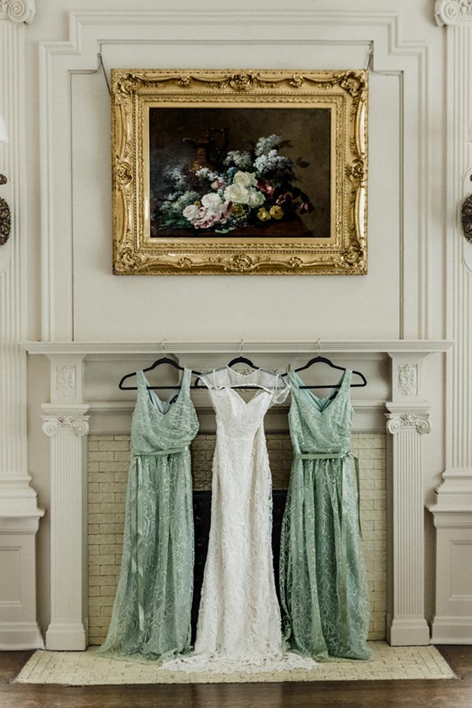 vintage mansion wedding ideas | Jenn Marie Photography | Glamour & Grace