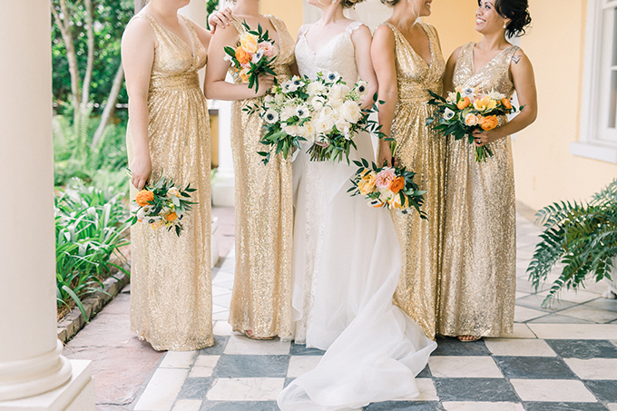 heirloom Charleston destination wedding | Catherine Ann Photography | Glamour & Grace