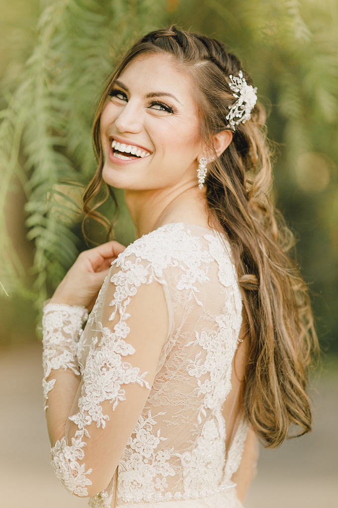 vintage glam California wedding | Kristen Booth Photography | Glamour & Grace