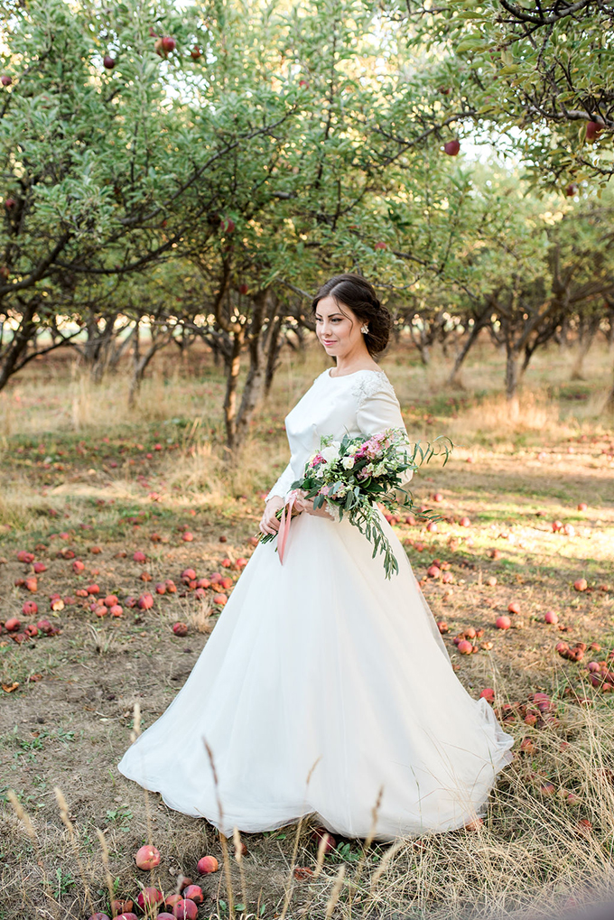 Anne of Green Gables wedding | Amber Prusse Photography | Glamour & Grace