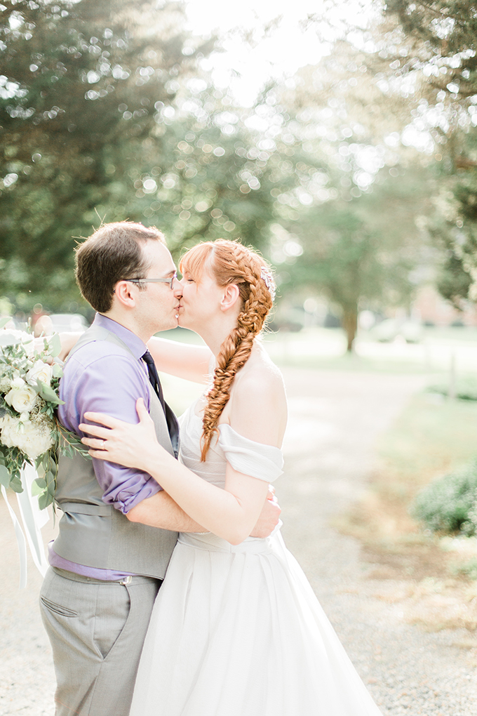 sweet Virginia farm wedding | Verlee Bishop Weddings | Glamour & Grace