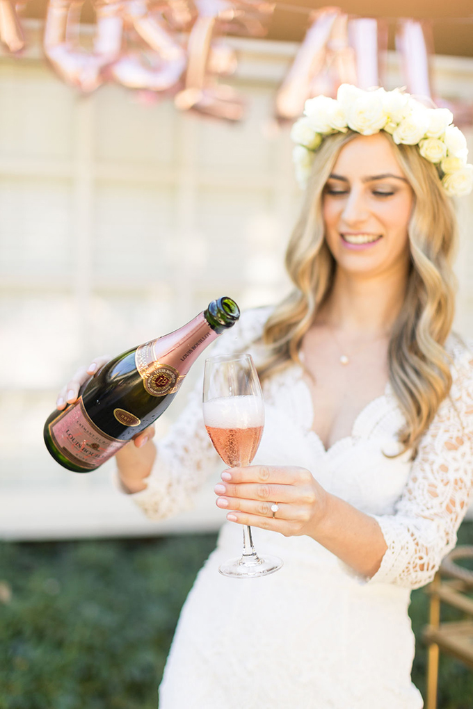 rose bridal shower | Katrina Jayne Photography | Glamour & Grace