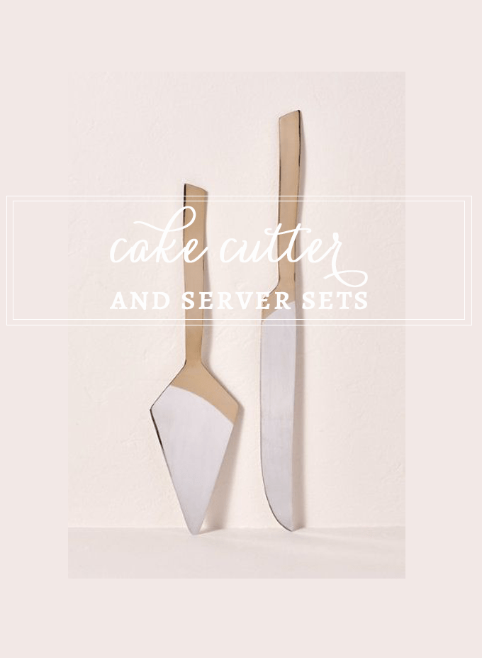 unique wedding cake cutters