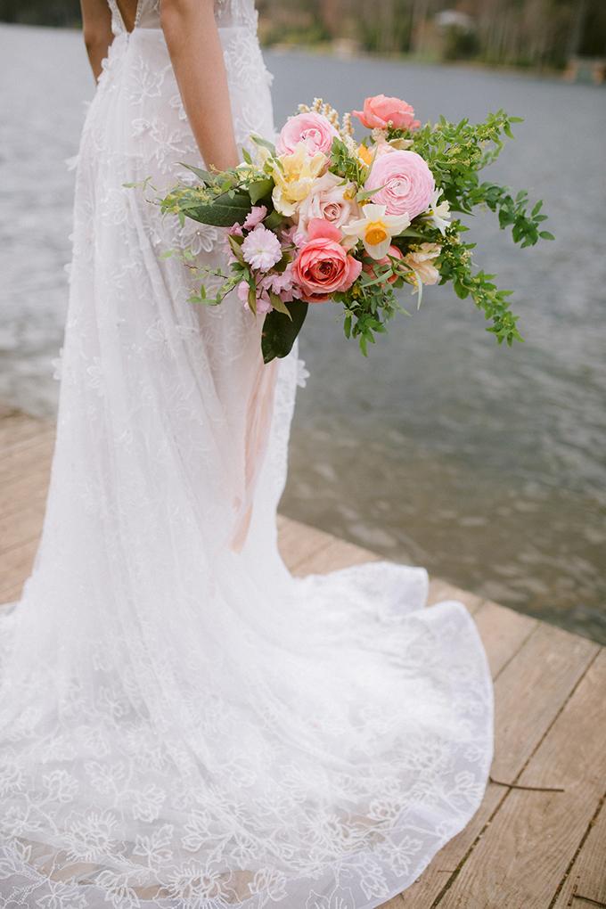 romantic painting inspired wedding | Kathy Beaver Photo | Glamour & Grace