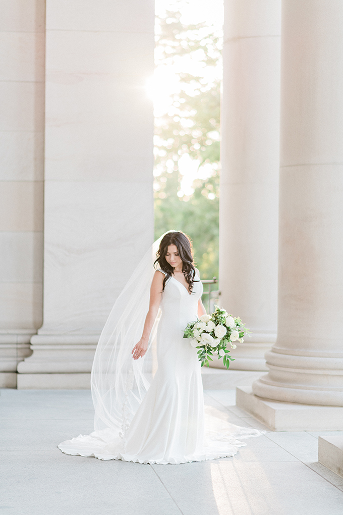 classic wedding ideas   Janet Lin Photography   Glamour & Grace