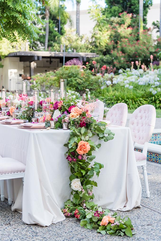 whimsical garden wedding ideas | Monica Linda Photography | Glamour & Grace