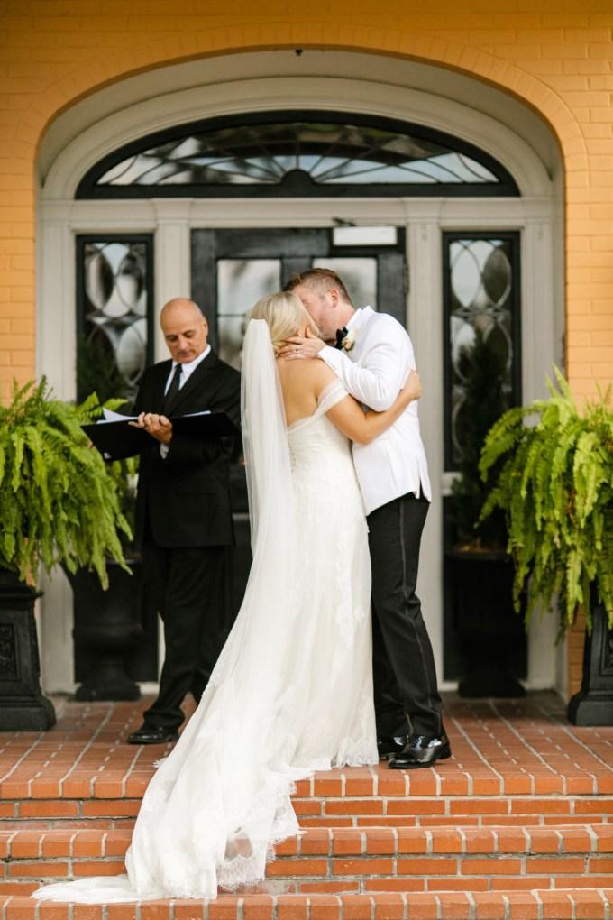New Orleans destination wedding | Danielle Harris Photography | Glamour & Grace