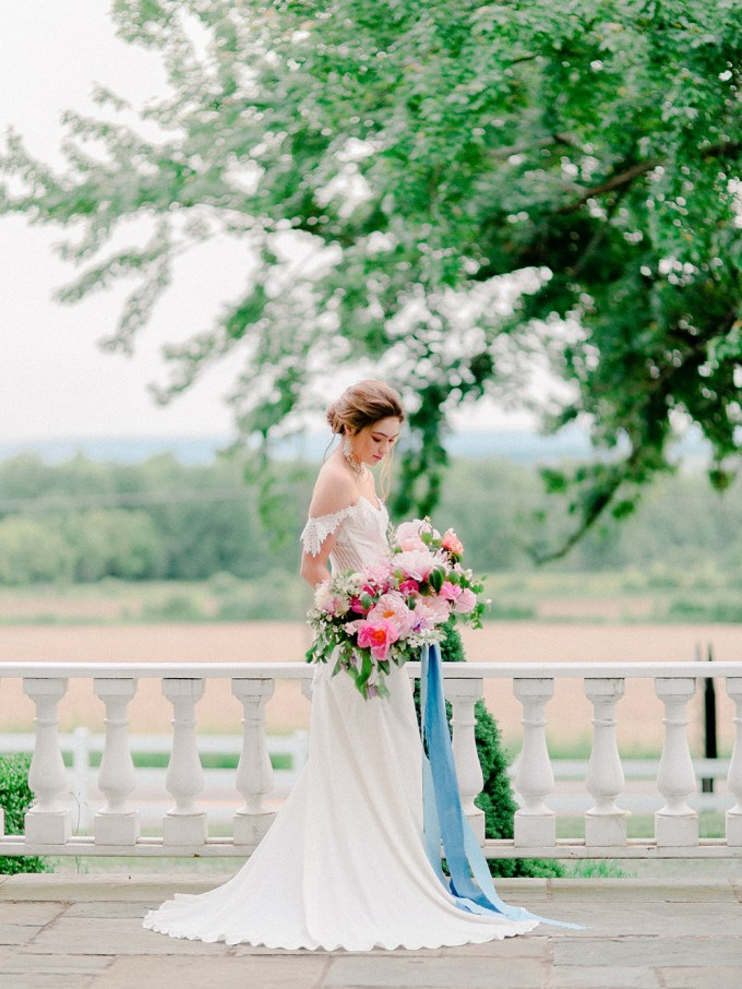 French county wedding ideas | Kristiann Photography | Glamour & Grace