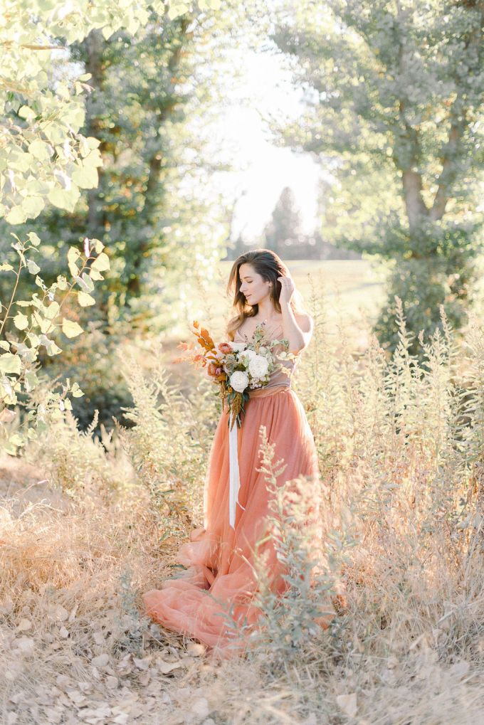 fall bridal inspiration-XO and Fetti Photography