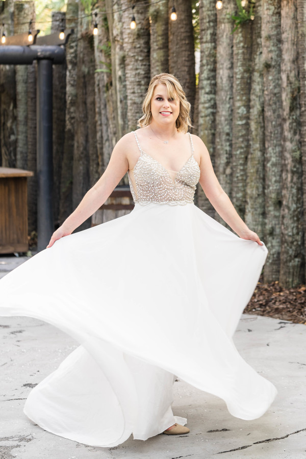 Jacksonville wedding dress rentals St Augustine Florida