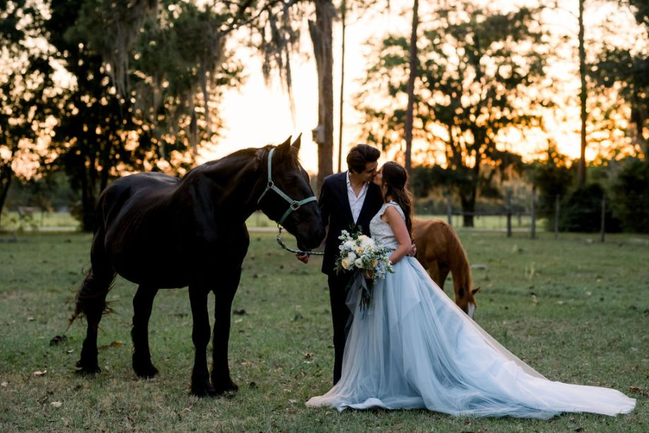 Florida Fairytale Styled Shoot
