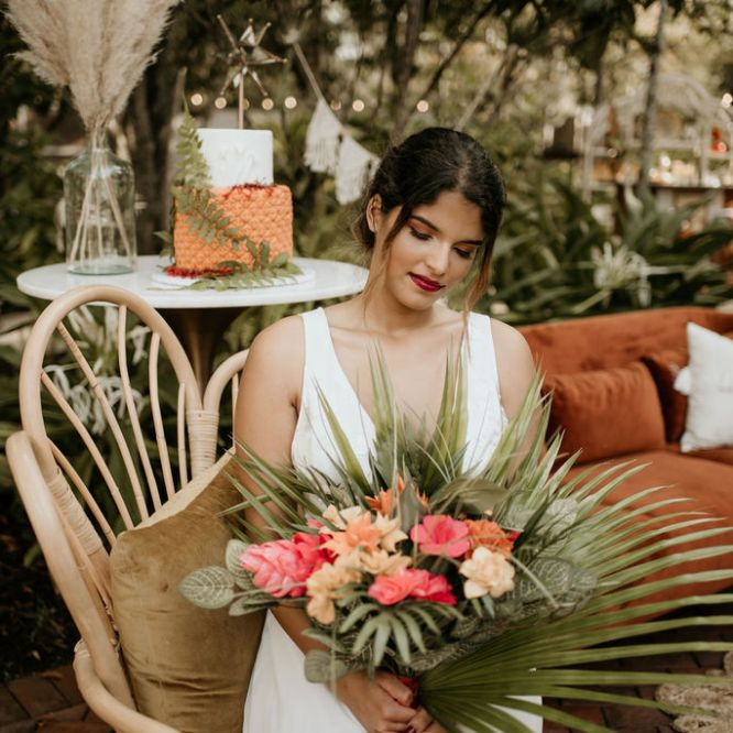 Styled Shoot gown Rental