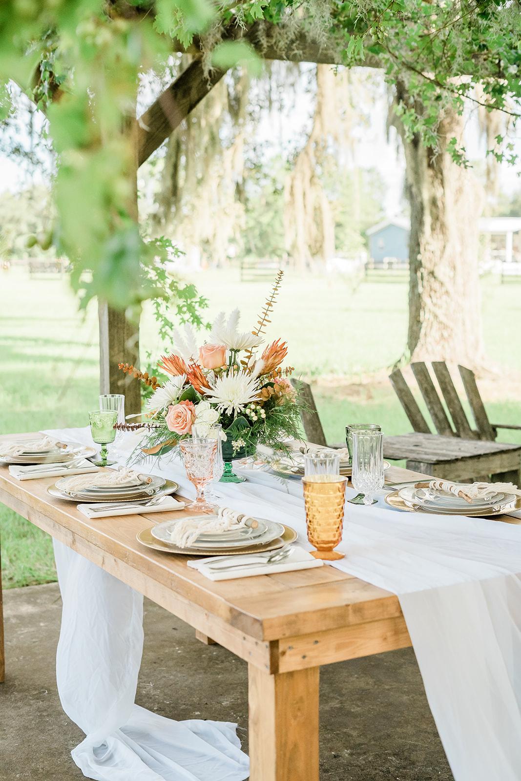 Branding wedding shoot Florida