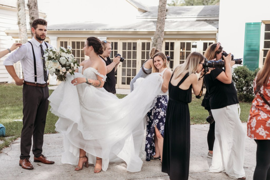 Styled Shoot Creator Beccas Bridal Babes - Beccas Styled Shoots
