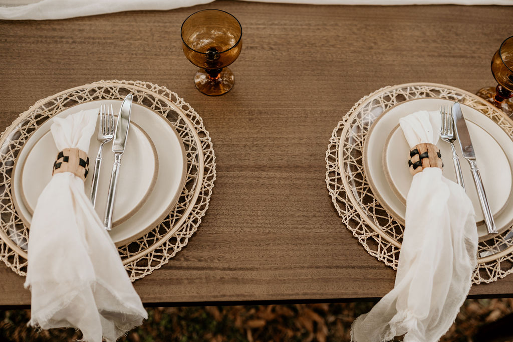 Wedding Tablescape Inspo