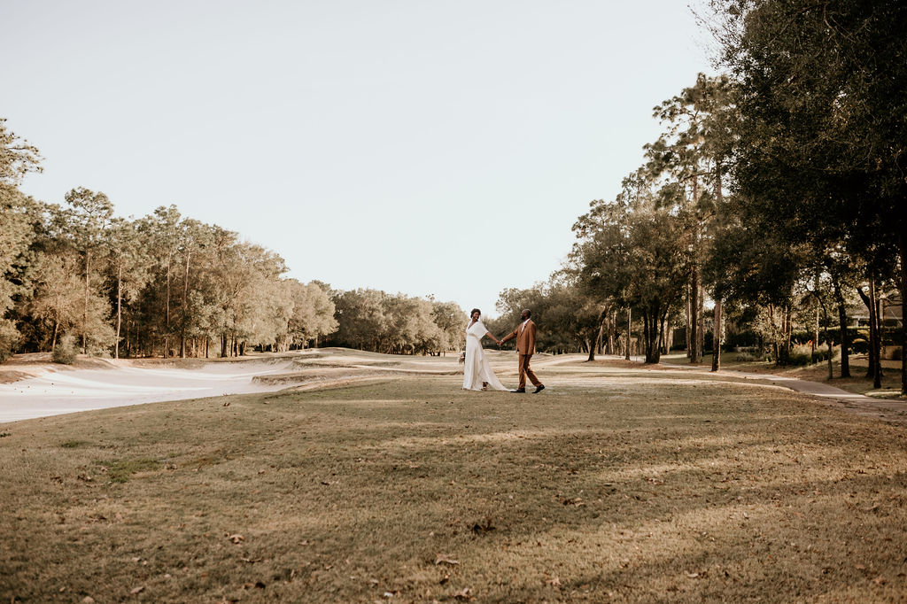 Styled Shoot Florida Golf Course