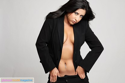 Denver Glamour Model Camila is all about business