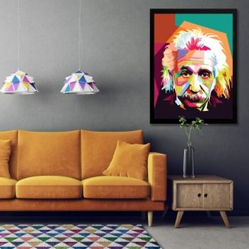 Pop art na decoração: saiba como usar