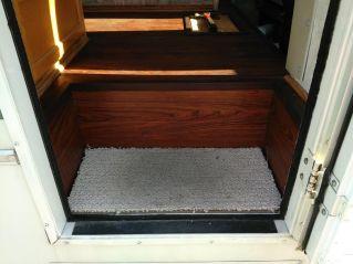 Stair floor