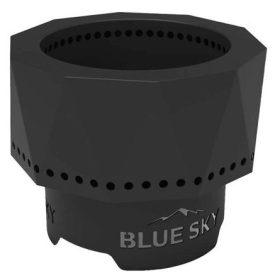 Blue Sky Outdoor Portable Pellet Fire Pit