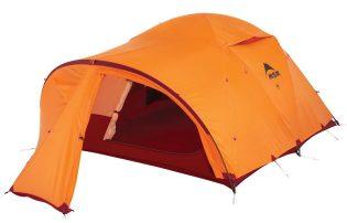 MSR Remote 3 Tent: 3-Person 4-Season