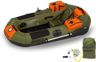 Sea Eagle PackFish7 Inflatable Fishing Boat