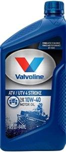Valvoline 4-Stroke ATV/UTV SAE Motor Oil